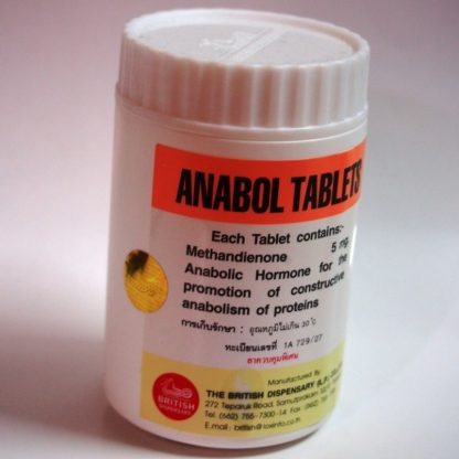 british dispensary anabol 1000 x 5mg pink dianabol methandienone tablets from thailand