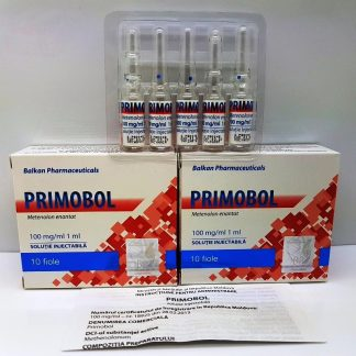balkan pharmaceuticals 100mg methenolone enanthate injection amps for sale