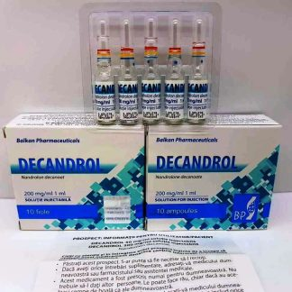 balkan pharmaceuticals 200mg deca-durabolin injection amps