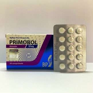 balkan pharmaceuticals 50 mg primobolan methenolone acetate tablets