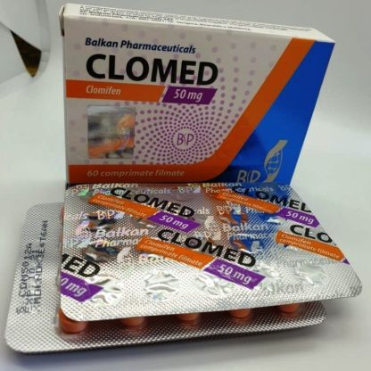 balkan pharmaceuticals clomiphene citrate 50mg tablets for sale