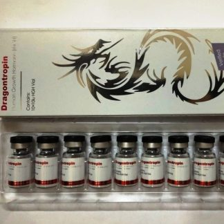 dragon pharma 100iu hgh injection kit