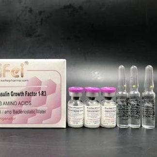 keifei laboratories 100mcg igf-1 lr3 injections