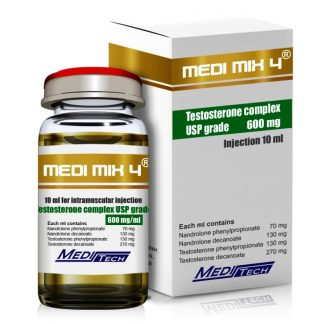 meditech pharmaceuticals 600mg nandro test steroid injections