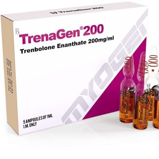 myogen labs 200mg trenbolone enanthate injection amps for sale