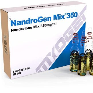 myogen labs 350mg nandrolone mix injection amps for sale