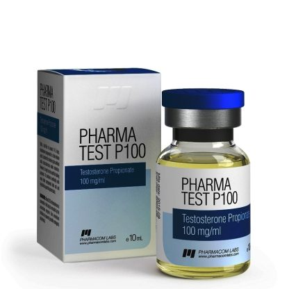 pharmacom labs 100mg testosterone propionate injection for sale