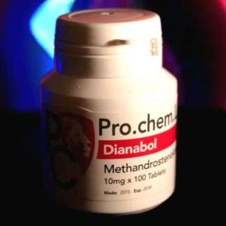 pro chem labs dianabol 10mg tablets
