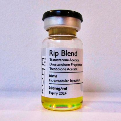 rohm labs rip blend 200mg injection