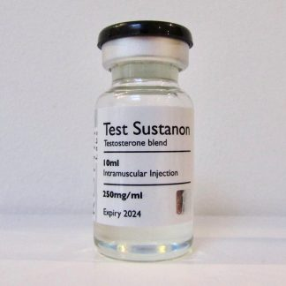 rohm labs sustanon 250mg injection vial