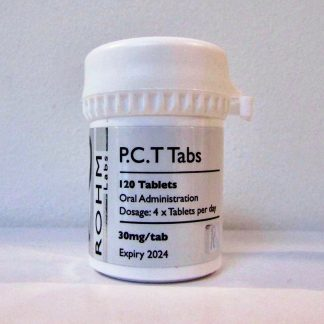 rohm labs pct 30mg tablets
